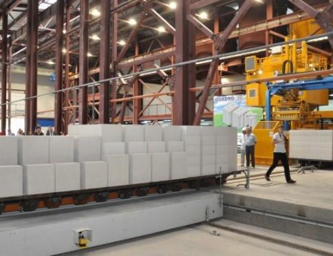 В России в производство силикатного кирпича внедрили нанотехнологии