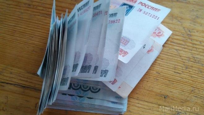 Житель Шоруньжи заплатил 30 тысяч рублей за попытку дать взятку