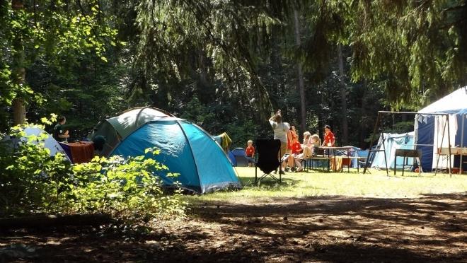 В Марий Эл функционируют пять детских оздоровительных лагерей