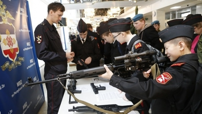 В Йошкар-Оле стартует месячник оборонно-массовой и военно-патриотической работы