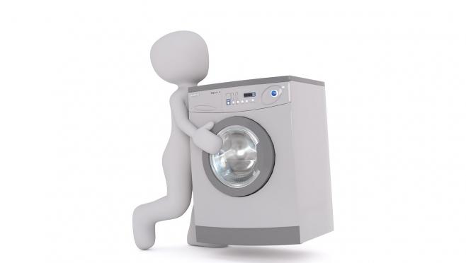 В Йошкар-Оле рецидивисты из общежития украли стиральную машину