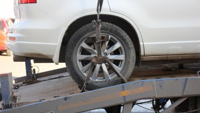 Чтобы вернуть арестованный автомобиль, йошкаролинец заплатил 40 тысяч