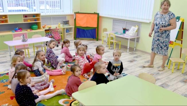 В Марий Эл на одного воспитателя приходится в среднем по 12 воспитанников
