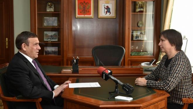Глава Марий Эл продолжает рабочие встречи с членами Госсобрания