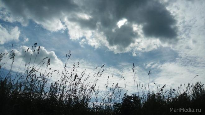 В выходные циклон уйдёт на Урал, в Марий Эл – потеплеет