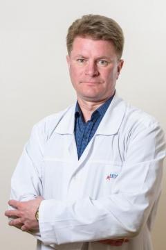 Свинцов Сергей Николаевич врач невролог высшей квалификационной категории