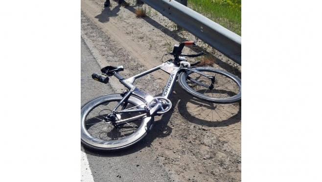 В Мари-Туреке в ДТП пострадала маленькая велосипедистка