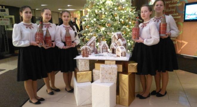 Юные хористки Кужмарской школы искусств — участники Детского хора России