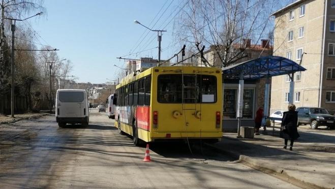 В Йошкар-Оле в ДТП пострадала женщина-кондуктор