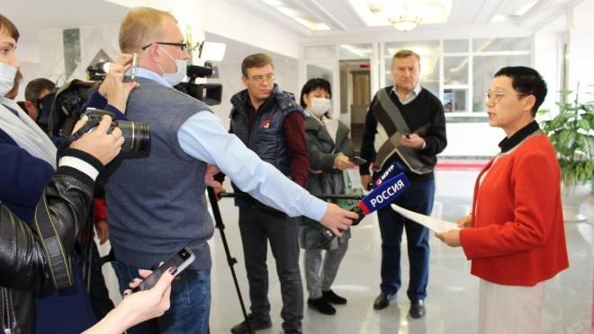 В Марий Эл на выборах депутатов Госдумы лидирует Сергей Казанков