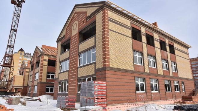 В посёлке Медведево запланировано строительство школы на 825 мест