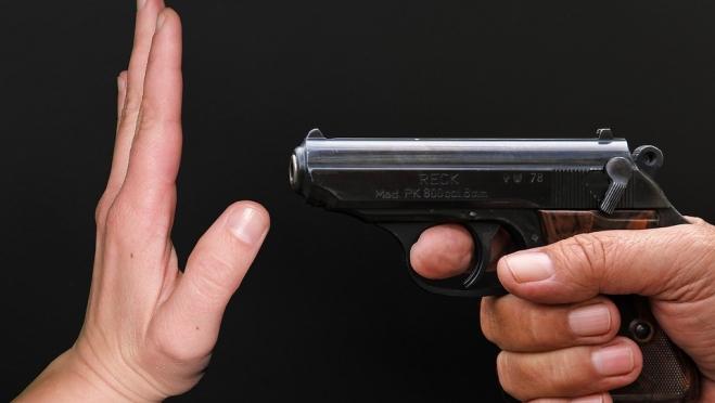 В Башкирии пьяный 34-летний мужчина расстрелял жену и соседей