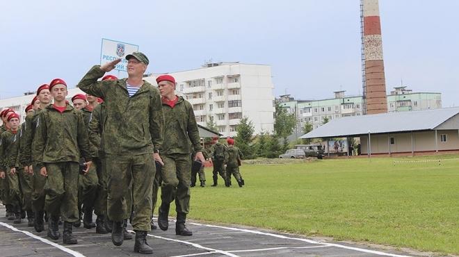 Сорок юношей допризывного возраста отправится на сборы в Нижегородскую область