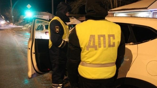 В Марий Эл за пять дней задержано 35 пьяных водителей