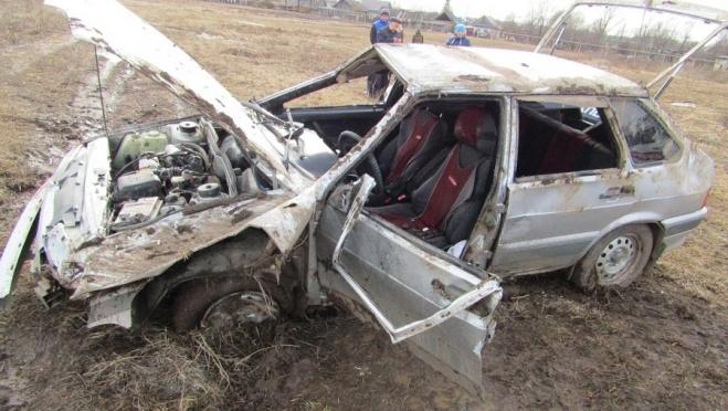 Водитель, устроивший накануне смертельное ДТП, был пьян