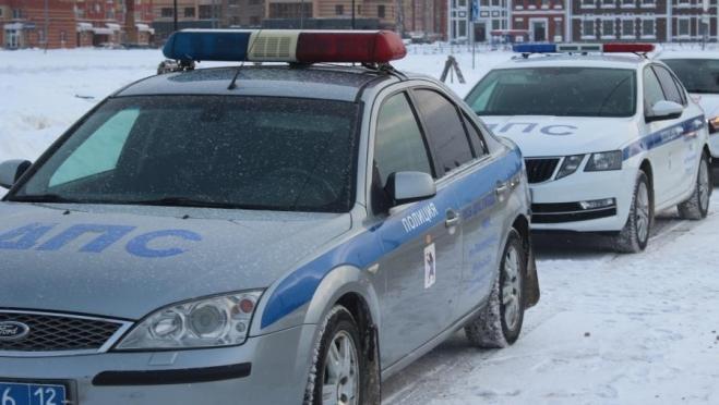 В Йошкар-Оле увеличено количество патрульных нарядов ГИБДД