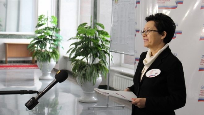«Единая Россия» лидирует на выборах депутатов Госсобрания Марий Эл
