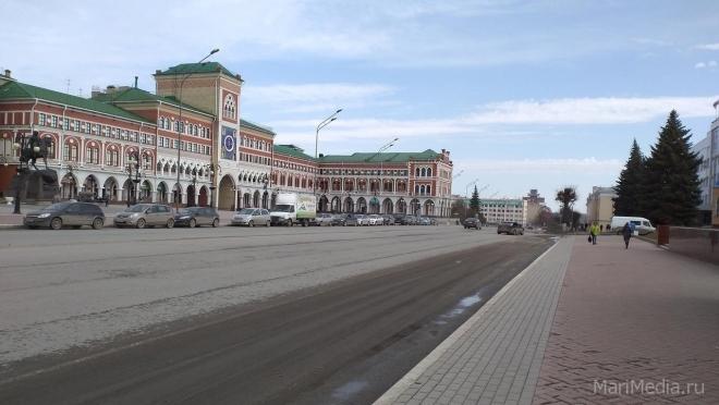 В Йошкар-Оле на следующей неделе начнутся репетиции парада Победы