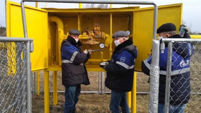 Газовики приступили к подготовке газового хозяйства  к работе в осенне-зимний период