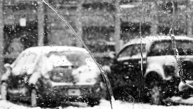 В Марий Эл обещают снег с дождём