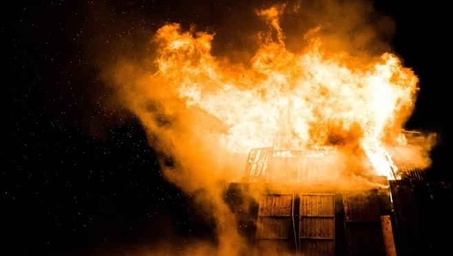 За неделю огонь унёс жизни двоих жителей Марий Эл