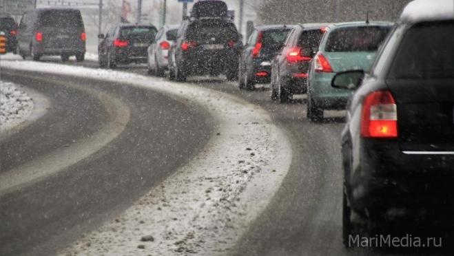 Сернурский тракт и объездная дорога будут закрыты 7 часов