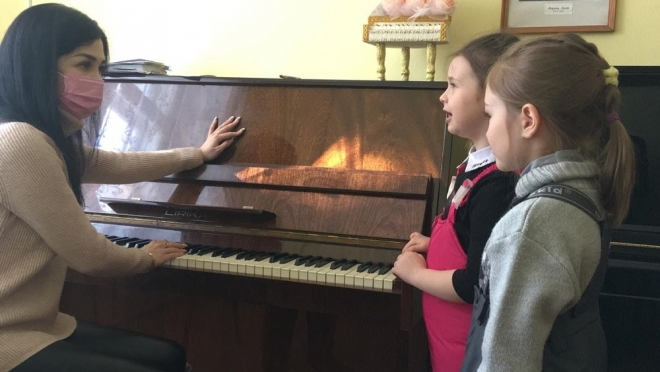 В Марий Эл набирают одарённых детей в Национальную гимназию искусств