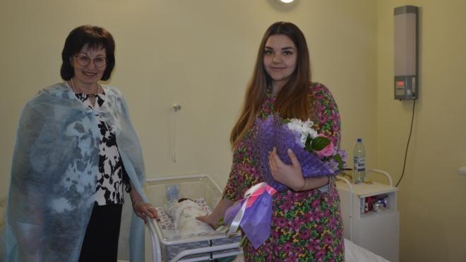 В Йошкар-Оле в январские каникулы появились на свет 83 младенца
