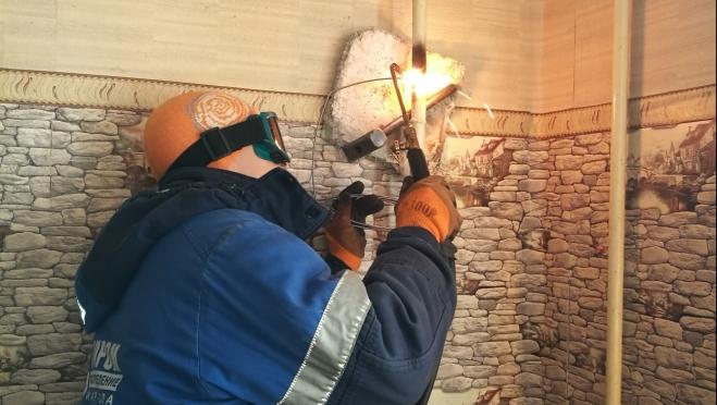 В 2020 году 169 жителей Марий Эл незаконно подключились  к газовым сетям
