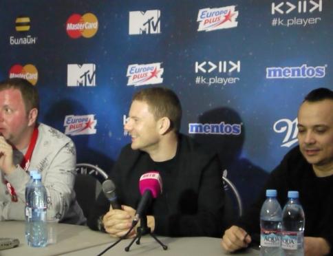 """DJ Smash на Alfa Future People: """"В России надо развивать технологию строительства дорог"""""""