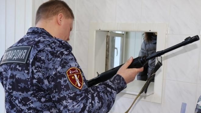 Управление Росгвардии по Марий Эл напоминает о добровольной сдаче оружия