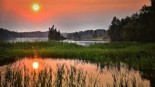 В июне температура воздуха будет выше климатической нормы