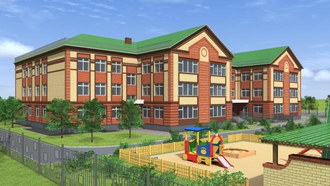 В микрорайоне «Молодёжном» построят детский сад на 320 мест