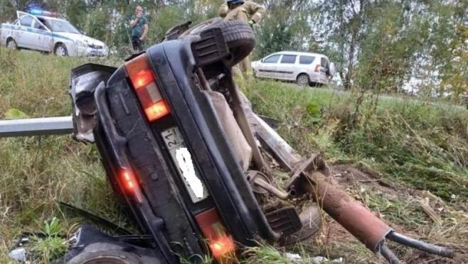 В Марий Эл водитель без прав лишил жизни себя и пассажира