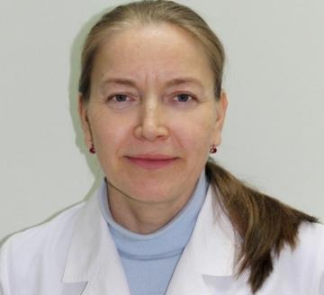 Баженова Надежда Сергеевна врач функциональной диагностики