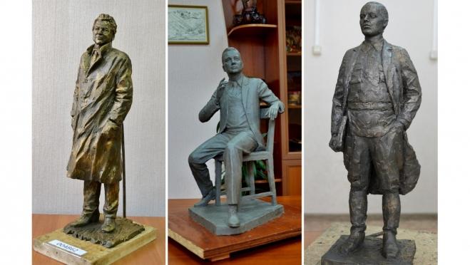 В Марий Эл выбрали лучшие проекты памятников известным деятелям марийского народа