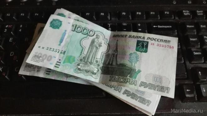 В Марий Эл за месяц задолженность по зарплате сократилась на 3 000 рублей