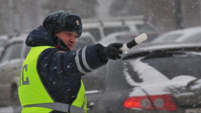 На автодороге «Вятка» дежурят патрули ГИБДД