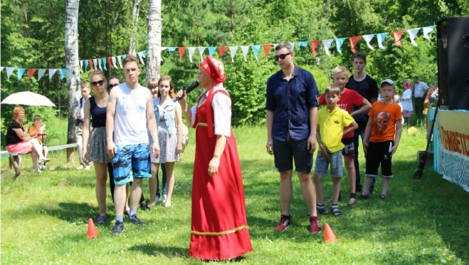 Юрино приглашает на фестиваль-конкурс «Игровой переполох»