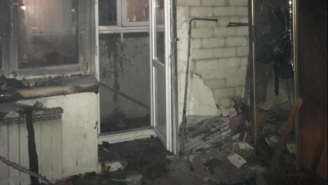 В Йошкар-Оле из загоревшегося дома эвакуировали 5 человек