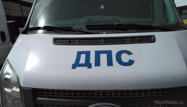 В Медведево водитель грузовика сбил 12-летнего велосипедиста