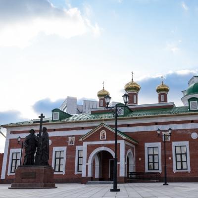 Ночь искусств в музее истории Православия