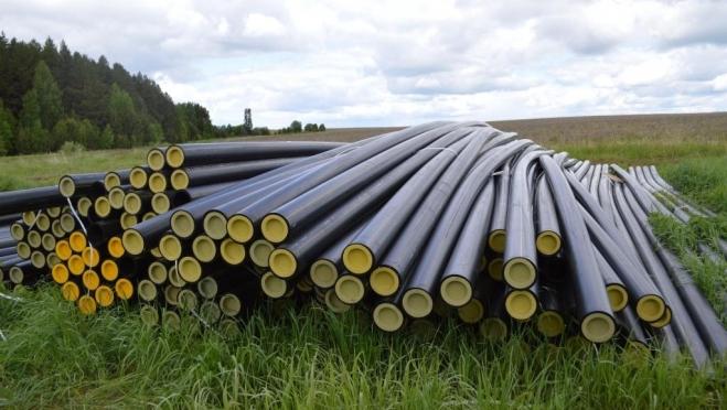 В одиннадцать сел и деревень в этом году придет природный газ