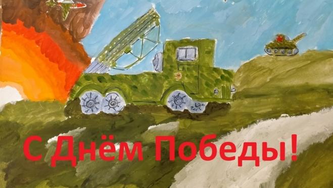 Жителям Марий Эл предлагают нарисовать свою «Открытку Победы»