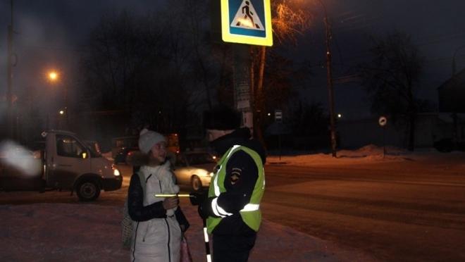За 4 дня автоинспекторы Марий Эл поймали 360 пешеходов-нарушителей