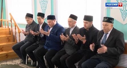 Изге мечет – Соборная мечеть в деревне Алашайка