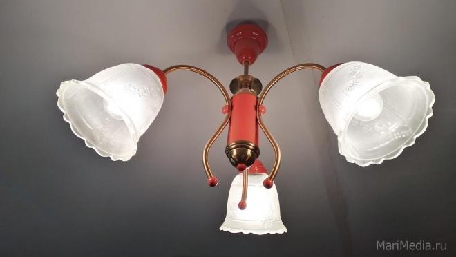 В Йошкар-Оле понедельник начнётся с отключения света в домах и садовых домиках