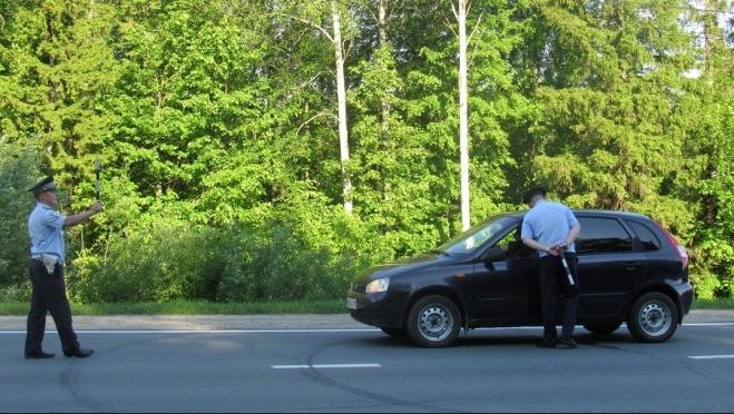 В Марий Эл начались тотальные проверки водителей авто на алкоголь и наркотики