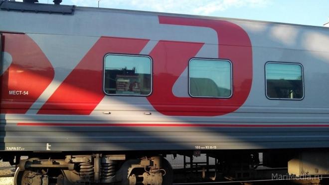 На майские праздники в Москву будут пущены дополнительные поезда из Йошкар-Олы и Чебоксар
