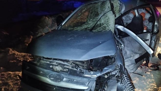 Водитель погиб, пассажирка в больнице – подробности смертельного ДТП в Звениговском районе